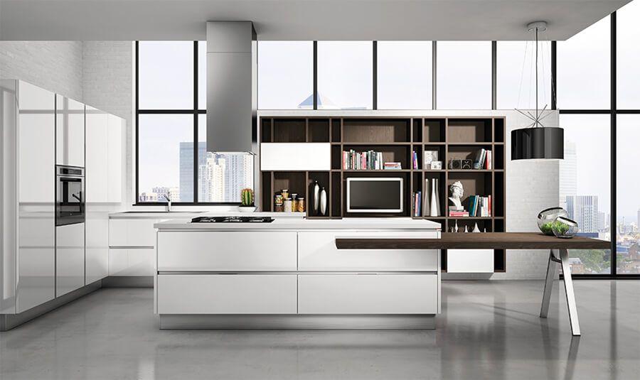 Cocina de Diseño - Ref: CO02