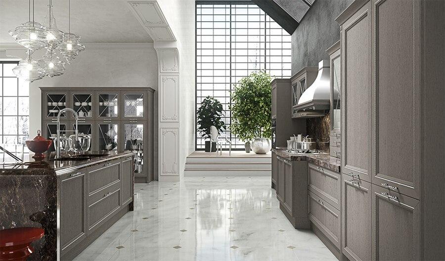 Cocina de Diseño - Ref: CO26