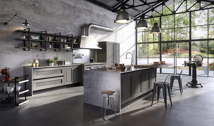 Cocina moderna - Ref: CO03