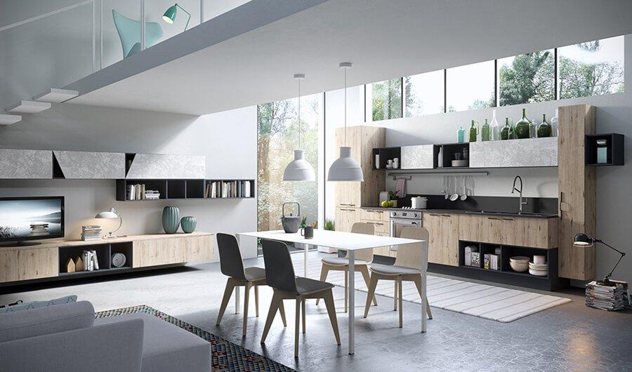 Cocinas de Diseño - Ref: CO29