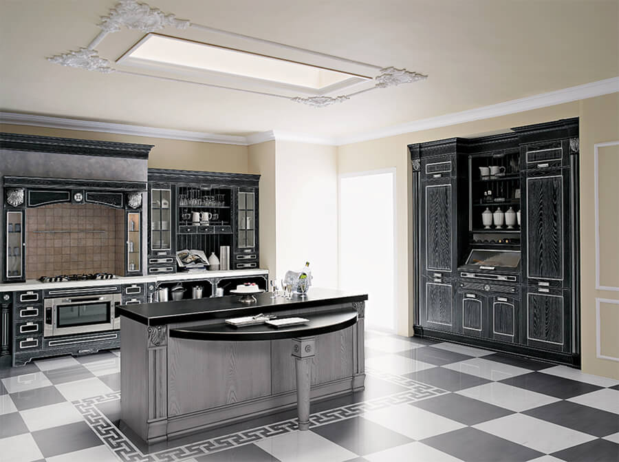 Cocinas de Diseño en Catálogo - Ref: CO17