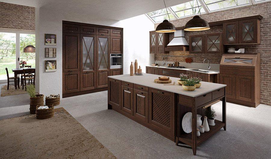 Cocinas Modernas - Ref: CO06