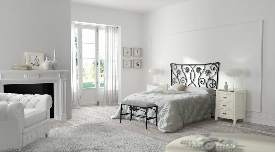 Decoración de Dormitorios de Matrimonio de Diseño Moderno - Ref: DORMM016