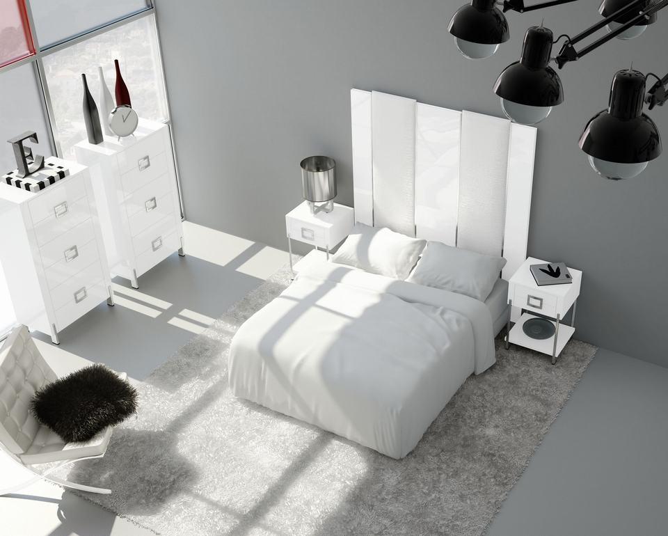 Decoración de Dormitorios de Matrimonio - Ref: DORMM004