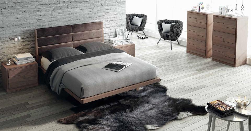 Dormitorios de matrimonio de dise o en murcia super for Dormitorios super modernos