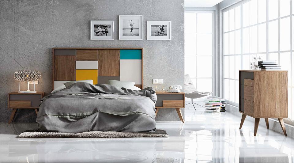 Dormitorios de Matrimonio Modernos - Ref: DORMM006