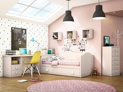 Habitaciones Juveniles - Ref: DORJ061