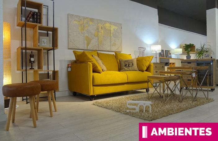 Ambientes de Muebles y Decoración en Murcia