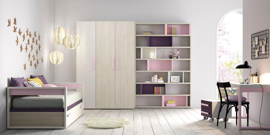 Muebles para dormitorios juveniles en murcia super moble - Muebles el rebajon murcia ...