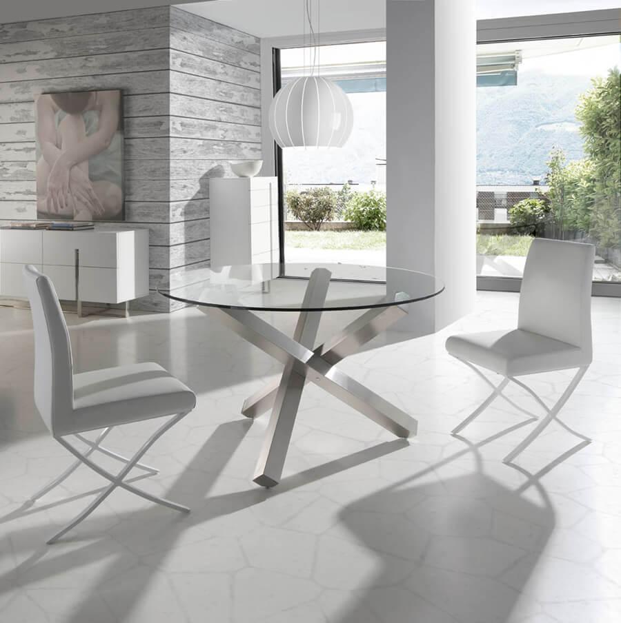 Mesa de Comedor de Diseño - Ref: MECO12