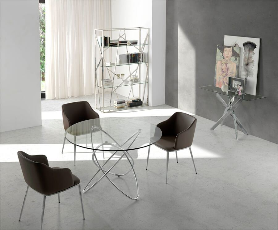 Mesa para Comedor Moderna - Ref: MECO40