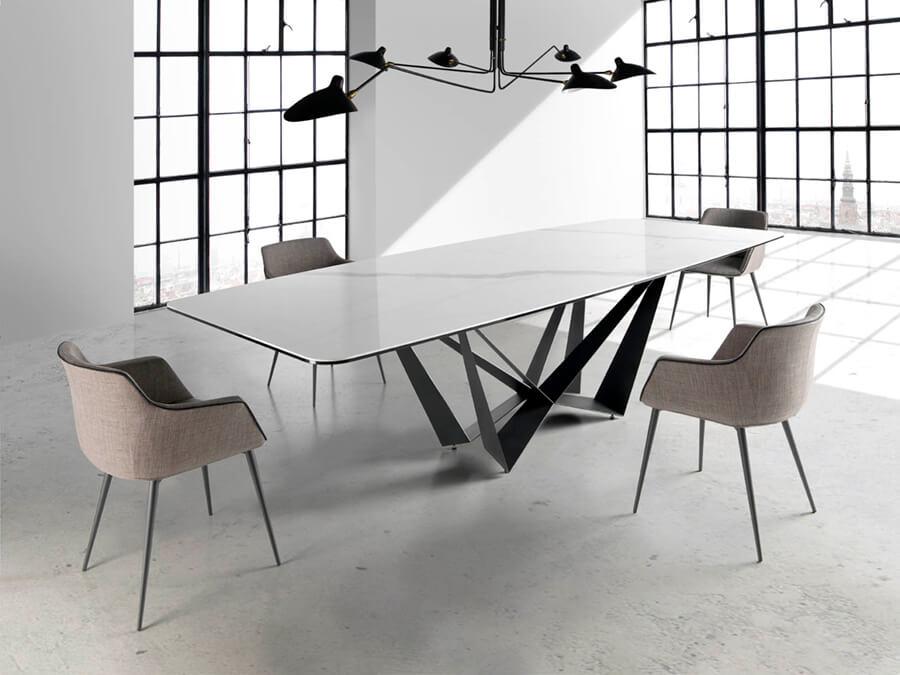 Mesas Comedor de Diseño - Ref: MECO20