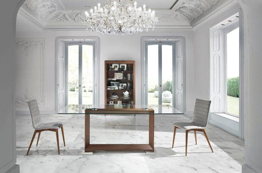 Mesas de Comedor de Diseño - Ref: MECO24