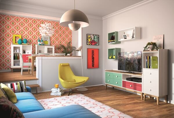 Muebles A Medida Comedor - Ref: COM021