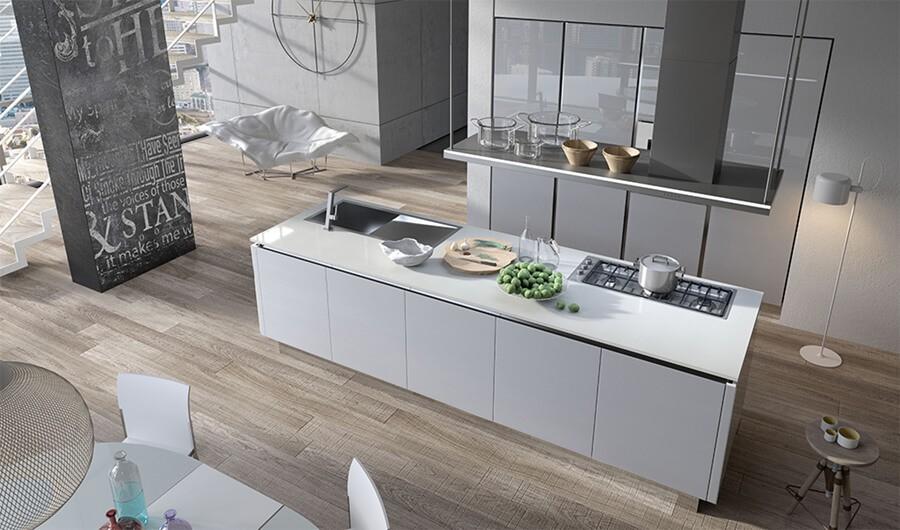 Muebles de Cocina - Ref: CO07
