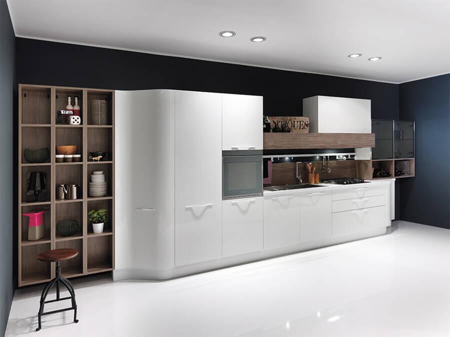 Muebles de Cocina de Diseño - Ref: CO32