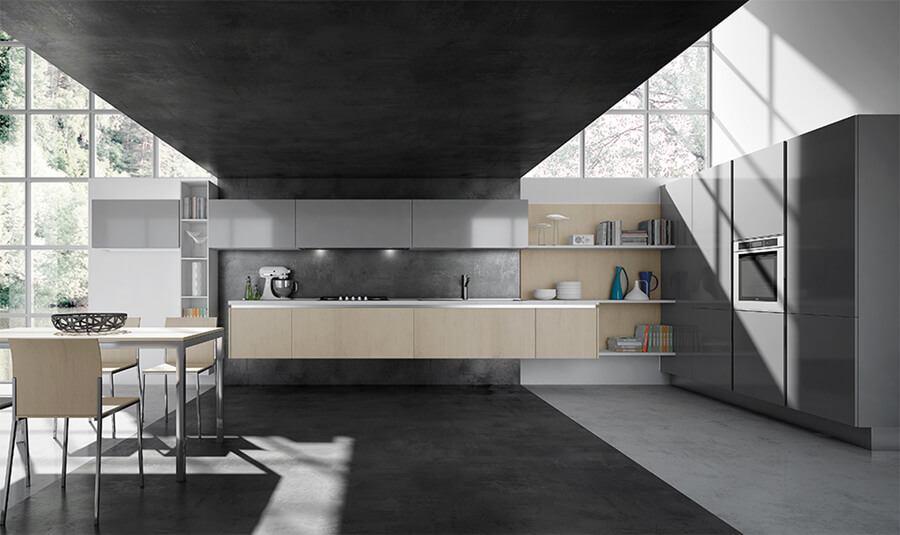 Muebles de Cocinas - Ref: CO10