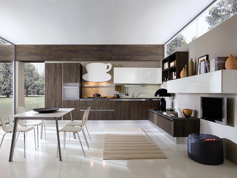 Muebles de Cocinas de Diseño - Ref: CO11