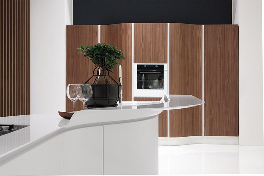 Muebles de Cocinas de Diseño - Ref: CO35