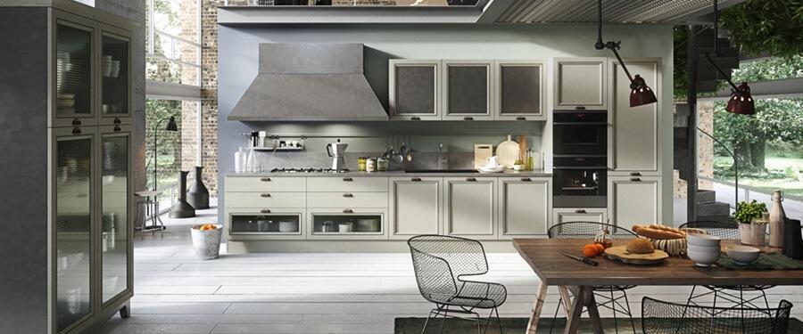 Muebles de Cocinas de Diseño en Catálogo - Ref: CO23