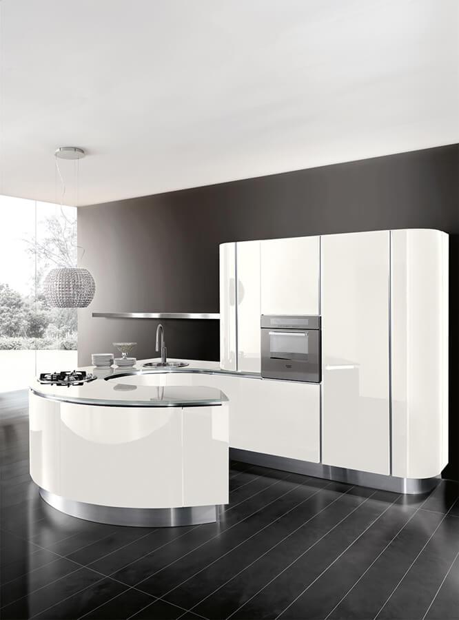 Muebles de Cocinas Modernas - Ref: CO36