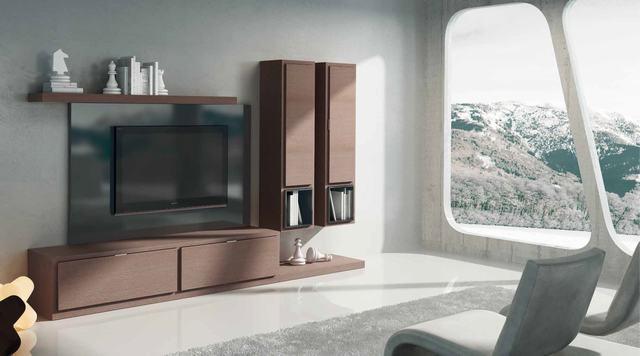 Muebles Diseno Salon - Ref: COM015