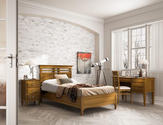 Muebles Habitaciones Juveniles - Ref: DORJ022