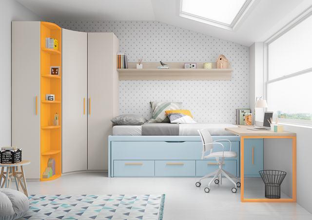 Muebles Juveniles - Ref: DORJ010
