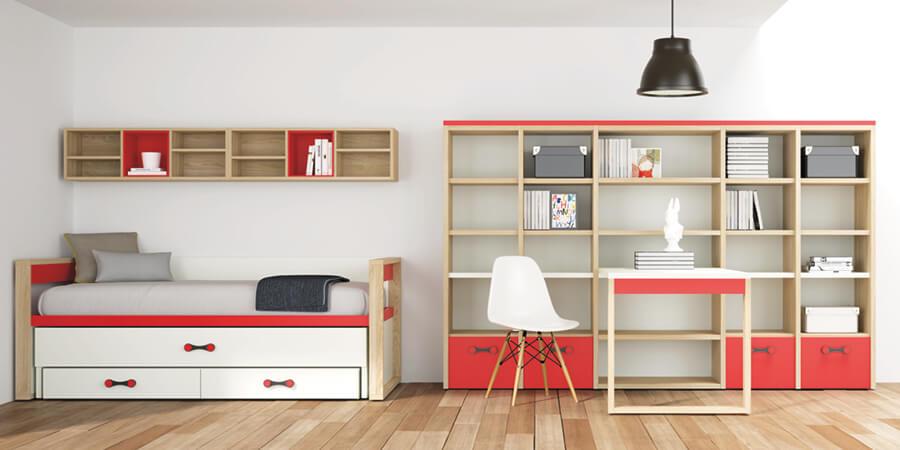 Muebles Juveniles - Ref: DORJ049