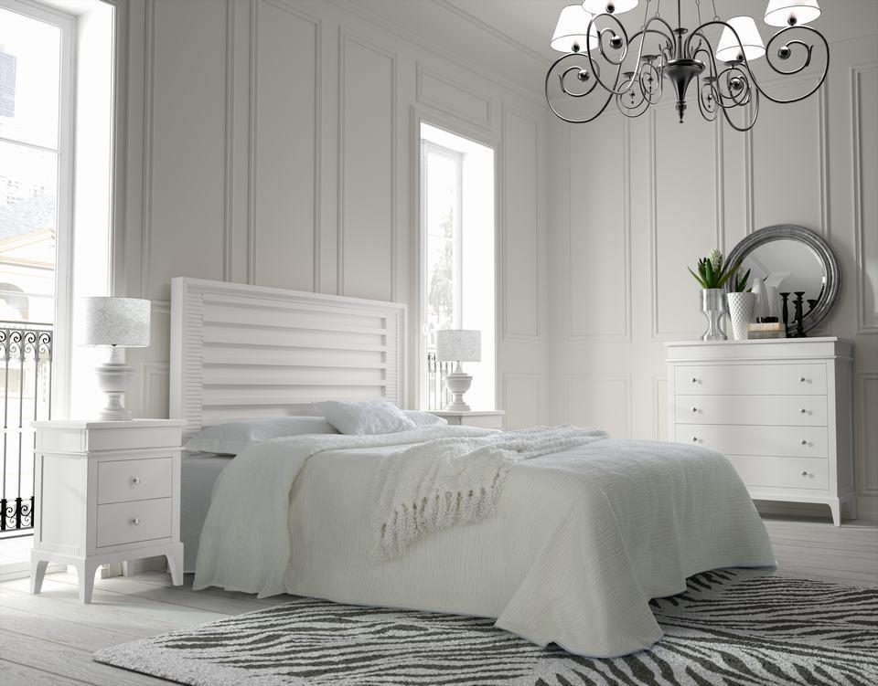Muebles para Dormitorios de Matrimonio de Diseño Moderno - Ref: DORMM015