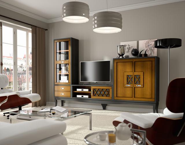 Muebles Salon - Ref: COM016