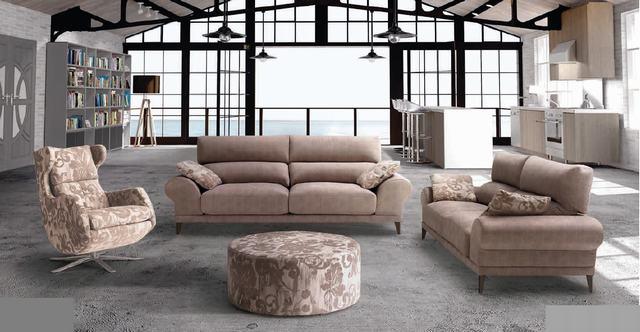 Sofá Moderno Cómodo de Diseño - Ref: SOF028