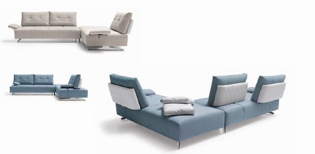 Sofá Moderno Cómodo en Tendencia - Ref: SOF030