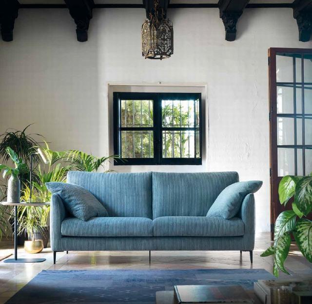 Sofá Moderno en Tendencia - Ref: SOF018