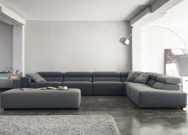 Sofá Moderno - Ref: SOF002