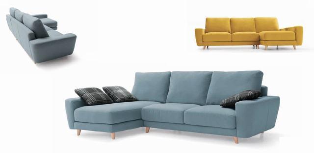Sofás Cómodos de Diseño - Ref: SOF031